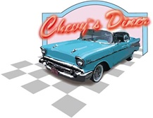 Logo Chevy's Diner